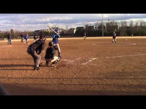 2017 Courtland at Colonial Forge High School JV Softball