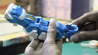 Gundam Astray Blue Frame second revise papercraft ver.[Ette] #4
