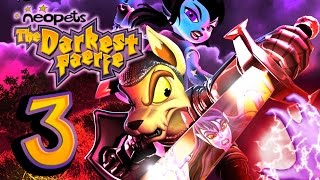 Neopets: The Darkest Faerie Walkthrough Part 3 (PS2) New Sword and Shield