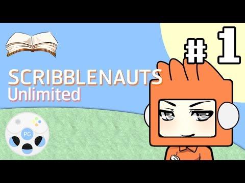 เรียนภาษาอังกฤษจากเกม Scribblenauts Unlimited (1) - ปู่เอ็ดก้าร์ กับ ย่าจูลี่