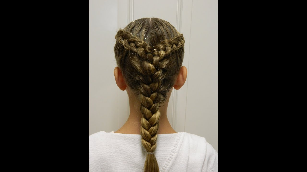 Two Dutch Braids Into A French Braid Bonita Hair Do