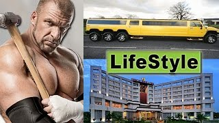Triple H Lifestyle, House, Cars, Luxurious, Income, & Net worth