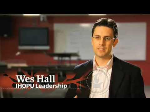 IHOPU - International House of Prayer University