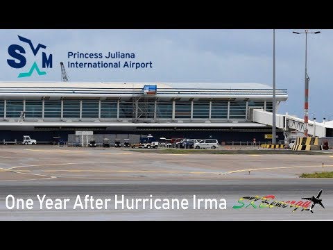 St Maarten Princess Juliana Int'l Airport on track to get back to its Glory Days !!!
