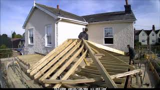 TP Building Ltd Roof Framing