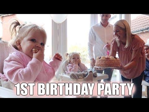 VLOG! ELLAS BIRTHDAY PARTY AND PUMPKIN PICKING   Sarah-Jayne Fragola