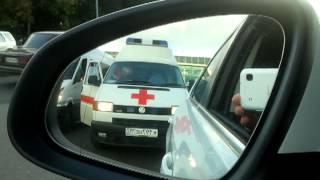 Скорая бомбит аэропорт Домодедово(Скорая помощь работает не по профилю а работает как безпробочное такси. А в это время люди жду помощи................, 2012-06-27T05:30:20.000Z)