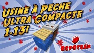 USINE A PÊCHE 1.13 Ultra Compacte!