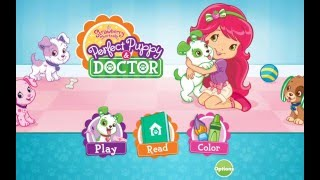 Strawberry Shortcake Perfect Puppy & Doctor  Game Player
