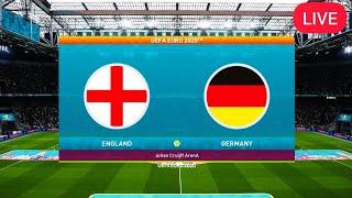 GERMANY VS ENGLAND UERO 2020