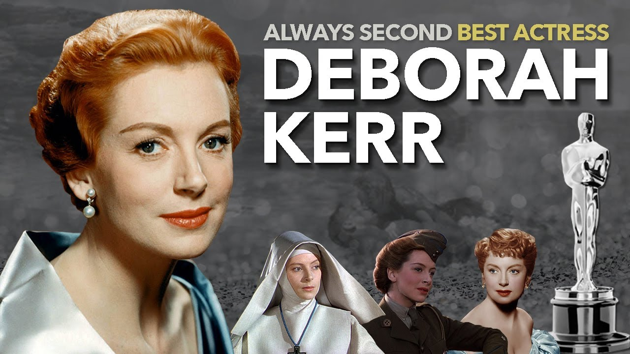 Why Deborah Kerr Never Won an Oscar | Always Second Best Actress