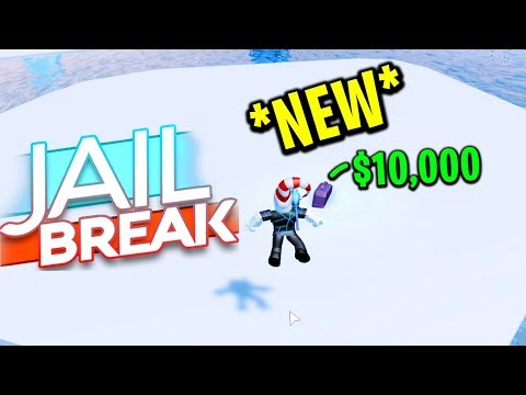 ROBLOX JAILBREAK NEW UPGRADED AIRDROPS