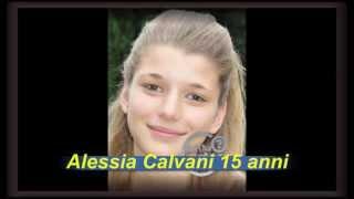 Incidenti Stradali Alessia Calvani 15 anni ricerca testimoni