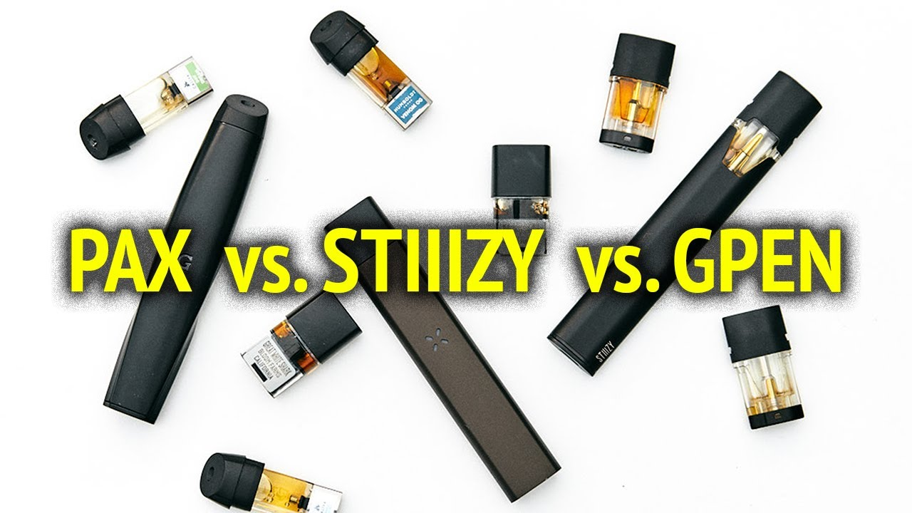 PAX vs Stiiizy vs GPen [2019 review] Who Will Win???