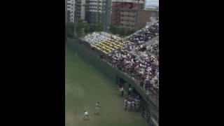 東北対仙台育英の準決勝を観戦したときに偶然遭遇した僕にとっては嬉し...