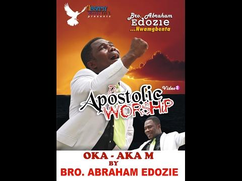 OKA AKA M BY ABRAHAM EDOZIE