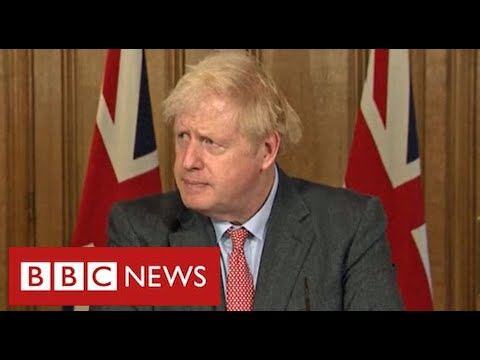 Record number of new Covid cases as Boris Johnson rejects full lockdown - BBC News