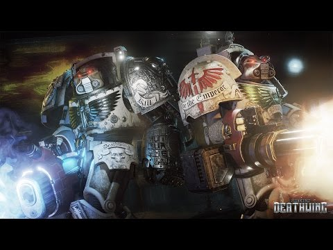 What is... Space Hulk - Deathwing - Beta (Cooperative Gameply)