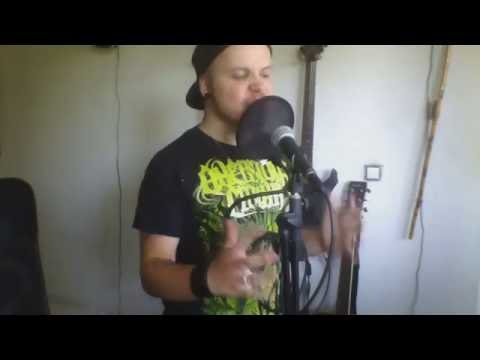 Motionless In White - Black Damask Vocal Cover