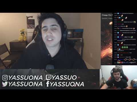 DYRUS COMES BACK TO LEAGUE WINS $100K | YASSUO REACTS TO DOM'S CUT THE WESTERN SH*T | LOL MOMENTS
