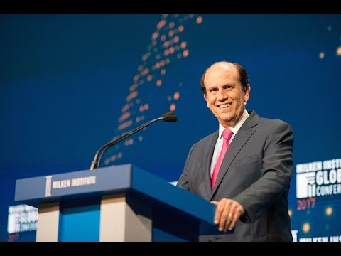 Institute Chairman Michael Milken on Building Meaningful Lives
