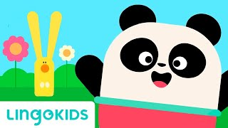 The World is Coming Alive - Five Senses Song | Lingokids - School Readiness for Kids