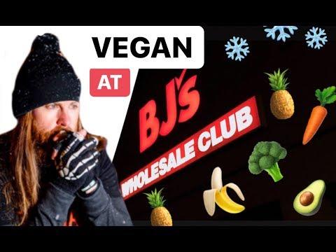 What's VEGAN at BJs Wholesale