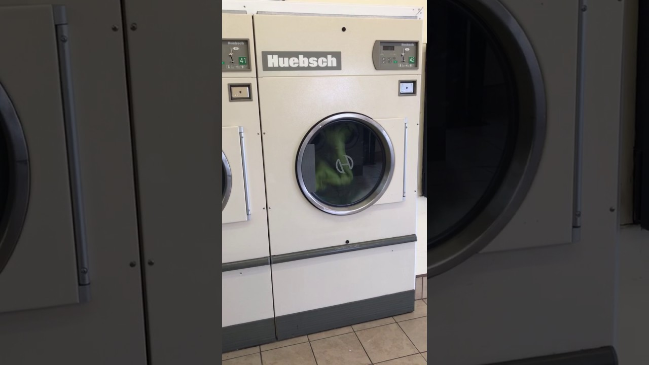 Huebsch Dryer  No Heat