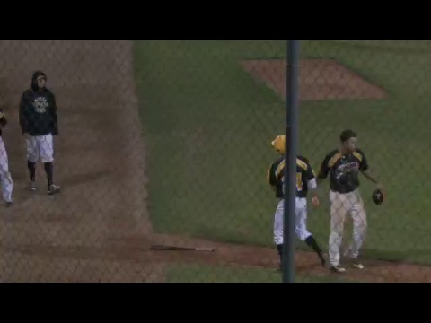 Swift Current in Moose Jaw Game 4 of WMBL East Semifinal