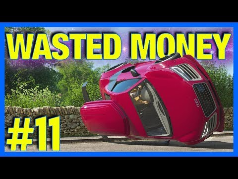 Forza Horizon 4 Let's Play : Wasted All My Money... (Part 11)