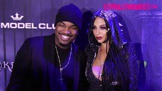 Ne-Yo & Crystal Renay Attend The 2016 Maxim Halloween Party 10.22.16 - TheHollywoodFix.com