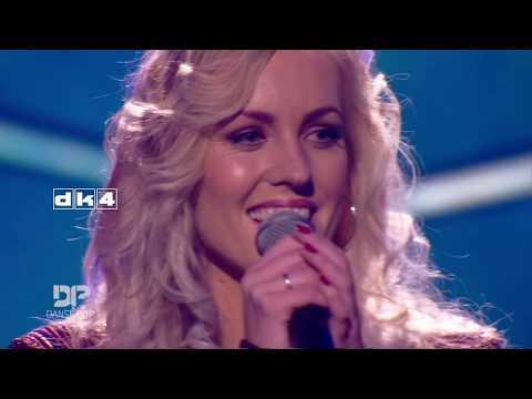 """Vindersangen DanskPOP Talent 2017-18 - Isse - """"I nat"""""""