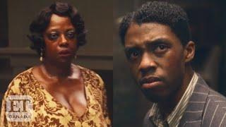 Viola Davis Talks Chadwick Boseman in 'Ma Rainey's Black Bottom'