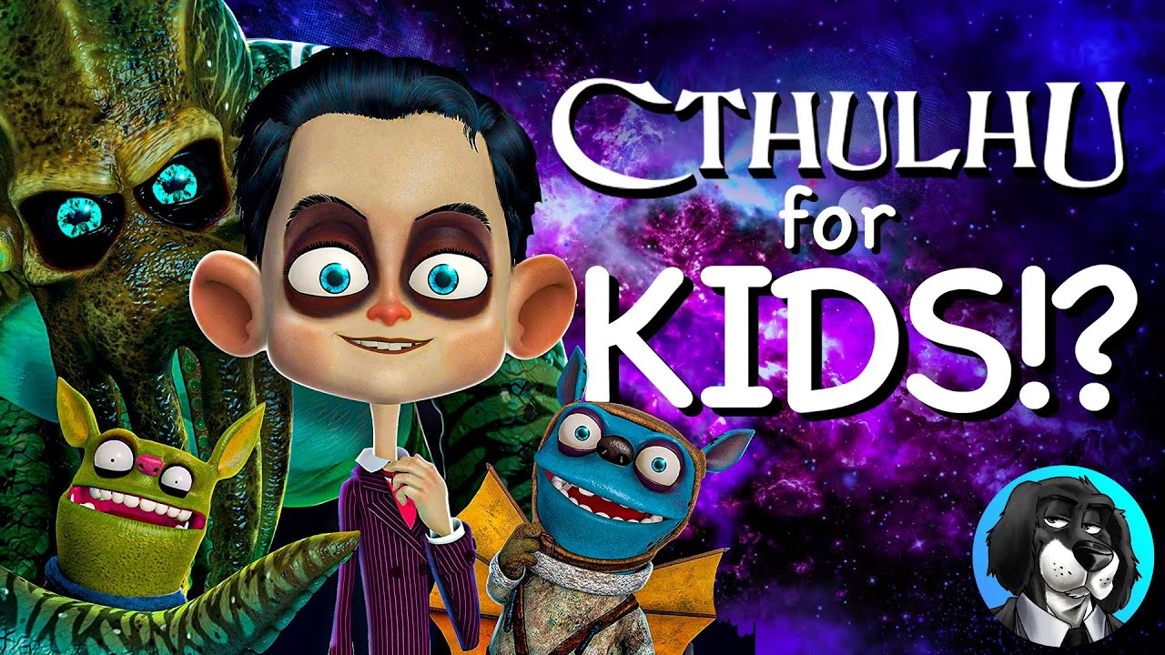 Download Terrible Animated Lovecraft Movies for Kids (Yes, Really...) | Cynical Reviews