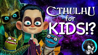 Terrible Animated Lovecraft Movies for Kids (Yes, Really...) | Cynical Reviews