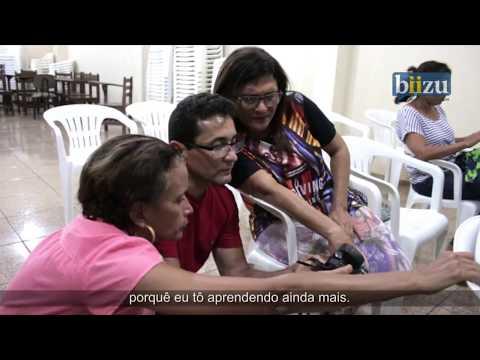 OFICINAS DE TEXTO E FOTOGRAFIA NA PARÓQUIA RAINHA DA PAZ
