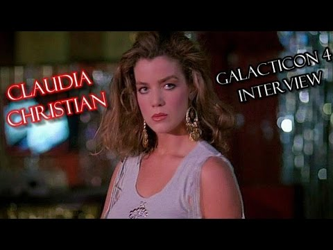 CLAUDIA CHRISTIAN TALKS BABYLON 5  SHOW and OTHER PROJECTS
