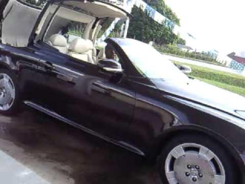 Drop top Lexus 2002 - YouTube