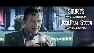 Короткометражка «Слёзы под дождём»/«Бегущий по лезвию»  | Озвучка DeeAFilm | 4K