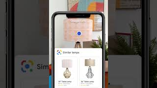 Shop Faster with Google Lens