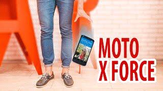 обзор смартфона Moto X Force. Не боюсь высоты