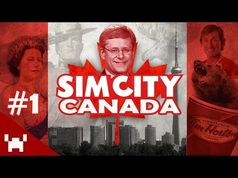 WELCOME TO TORONTO! (SimCity: Canada - Ep. 1)