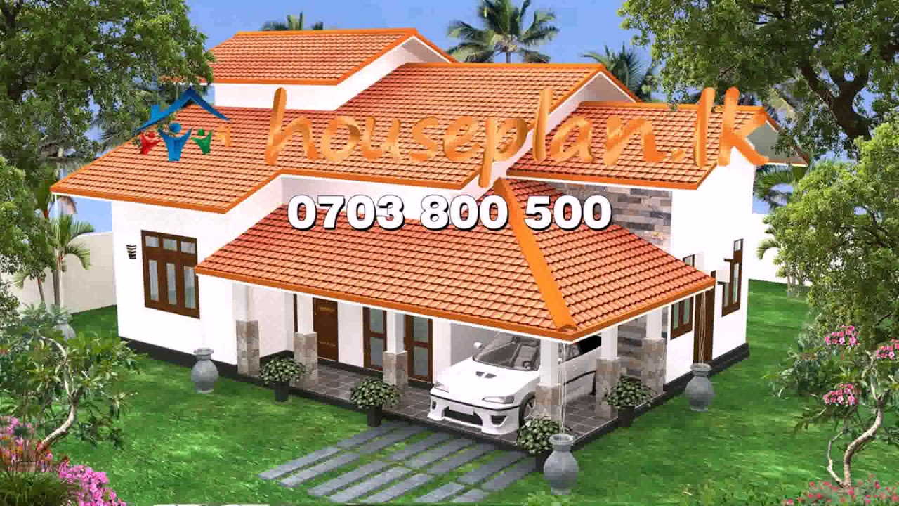 10 lakhs house plan in sri lanka