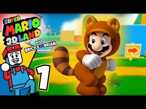 Tanooki Time! -Super Mario 3D Land With Bricks 'O' Brian