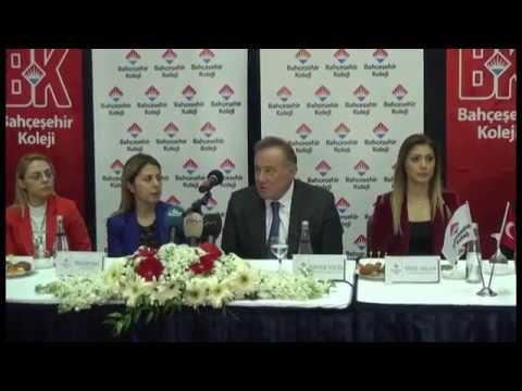 Bahçeşehir Koleji - Gaziantep Yeni Kampüsü Basın Lansmanı Bölüm 1