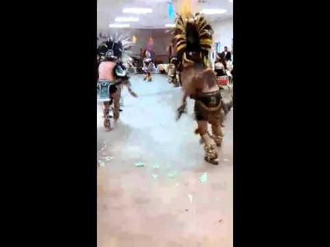 Danza Azteca de Rayados de Tyler, Texas