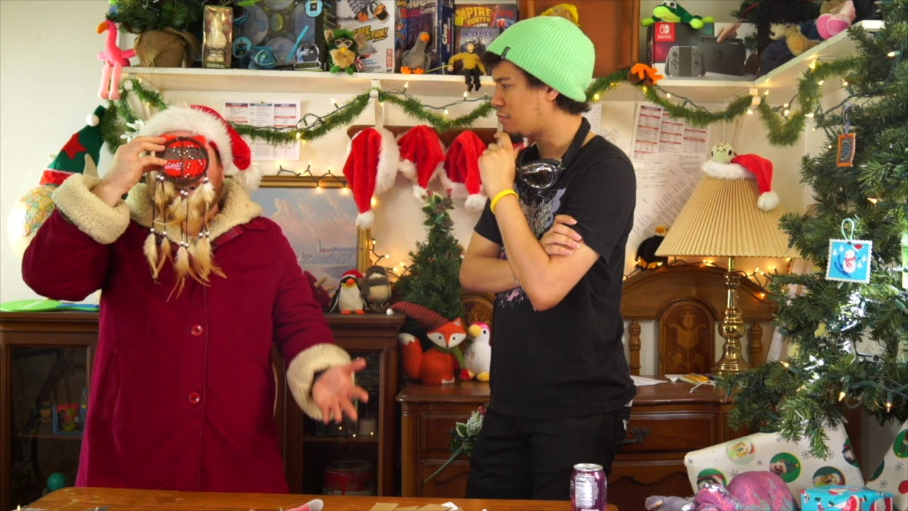 New Series! Santa Streams
