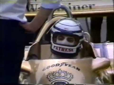 Formula 1 1978 Season, Round 10. British Grand Prix, win by Carlos Reutemann. Full Grand Prix