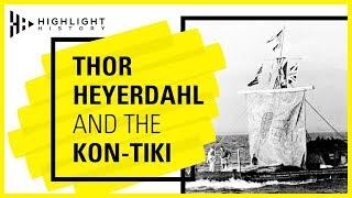 Thor and the Kon Tiki