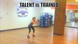 football lfl player training how to catch